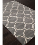 RugStudio presents Addison And Banks Hand Tufted Abr1182 Charcoal Hand-Tufted, Better Quality Area Rug