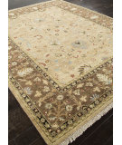 RugStudio presents Addison And Banks Hand Knotted Abr1192 Tan Hand-Knotted, Best Quality Area Rug