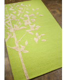 RugStudio presents Addison And Banks Hand Tufted Abr0432 Lime Punch Hand-Tufted, Best Quality Area Rug