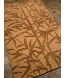 RugStudio presents Addison And Banks Hand Tufted Abr0434 Ginger Gold Hand-Tufted, Best Quality Area Rug