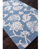 RugStudio presents Addison And Banks Hand Tufted Abr0447 Ink Blue Hand-Tufted, Best Quality Area Rug