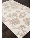 RugStudio presents Addison And Banks Hand Tufted Abr1207 White Hand-Tufted, Good Quality Area Rug