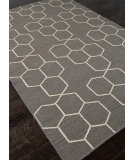 RugStudio presents Addison And Banks Flat Weave Abr0451 Liquorice Flat-Woven Area Rug