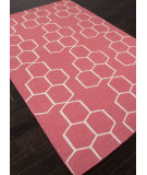 RugStudio presents Addison And Banks Flat Weave Abr1220 Tea Rose Flat-Woven Area Rug