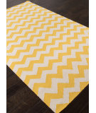 RugStudio presents Addison And Banks Flat Weave Abr1223 Yellow Flat-Woven Area Rug
