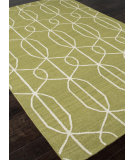 RugStudio presents Addison And Banks Flat Weave Abr0467 Wasabi Flat-Woven Area Rug