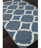 RugStudio presents Addison And Banks Flat Weave Abr0468 Dark Denim Flat-Woven Area Rug