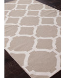 RugStudio presents Addison And Banks Flat Weave Abr0469 Silver Flat-Woven Area Rug