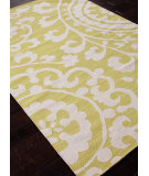 RugStudio presents Addison And Banks Flat Weave Abr0471 Wild Lime Flat-Woven Area Rug
