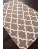 RugStudio presents Addison And Banks Flat Weave Abr0495 Gray Brown Flat-Woven Area Rug