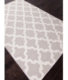 RugStudio presents Rugstudio Sample Sale 81886R Classic Gray Flat-Woven Area Rug
