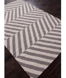 RugStudio presents Rugstudio Sample Sale 81891R Liquorice Flat-Woven Area Rug