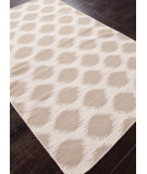 RugStudio presents Addison And Banks Flat Weave Abr0506 Antique White / Beige Flat-Woven Area Rug