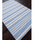 RugStudio presents Addison And Banks Flat Weave Abr0507 Ink Blue Flat-Woven Area Rug