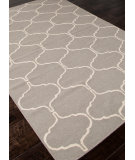 RugStudio presents Addison And Banks Flat Weave Abr0708 Medium Gray Flat-Woven Area Rug
