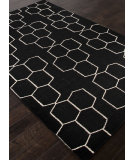 RugStudio presents Addison And Banks Flat Weave Abr1229 Ebony Flat-Woven Area Rug