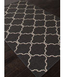 RugStudio presents Addison And Banks Flat Weave Abr1235 Black Olive Flat-Woven Area Rug