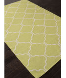 RugStudio presents Addison And Banks Flat Weave Abr1236 Lime Sherbet Flat-Woven Area Rug