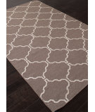 RugStudio presents Addison And Banks Flat Weave Abr1252 Dark Gray Flat-Woven Area Rug