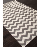 RugStudio presents Addison And Banks Flat Weave Abr1255 Liquorice Flat-Woven Area Rug