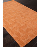 RugStudio presents Addison And Banks Handloom Abr1266 Rust Woven Area Rug
