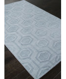 RugStudio presents Addison And Banks Handloom Abr1268 Slate Blue Woven Area Rug
