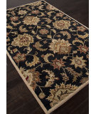 RugStudio presents Addison And Banks Hand Tufted Abr1284 Ebony Hand-Tufted, Best Quality Area Rug