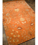 RugStudio presents Addison And Banks Hand Tufted Abr0529 Orange Spice Hand-Tufted, Best Quality Area Rug