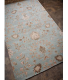 RugStudio presents Addison And Banks Hand Tufted Abr0530 Soft Mint Hand-Tufted, Best Quality Area Rug