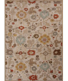 RugStudio presents Addison And Banks Narratives Hugo Antique White / Linen Hand-Tufted, Good Quality Area Rug
