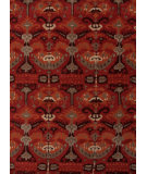 RugStudio presents Addison And Banks Hand Tufted Abr0535 Velvet Red Hand-Tufted, Best Quality Area Rug