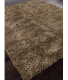RugStudio presents Addison And Banks Shag Abr0540 Brown/Eucalyptus Area Rug