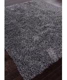 RugStudio presents Addison And Banks Shag Abr0541 Ebony/Bleached Linen Area Rug