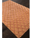 RugStudio presents Addison And Banks Flat Weave Abr1304 Orange Rust Area Rug