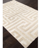 RugStudio presents Addison And Banks Flat Weave Abr1306 White Area Rug