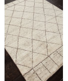 RugStudio presents Addison And Banks Hand Knotted Abr1308 Antique White Hand-Knotted, Good Quality Area Rug