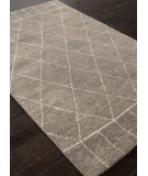 RugStudio presents Addison And Banks Hand Knotted Abr1311 Charcoal Slate Hand-Knotted, Good Quality Area Rug