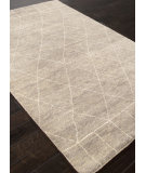 RugStudio presents Addison And Banks Hand Knotted Abr1312 Classic Gray Hand-Knotted, Good Quality Area Rug