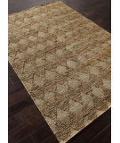 RugStudio presents Addison And Banks Naturals Abr1316 Cloud White Sisal/Seagrass/Jute Area Rug