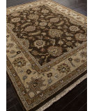 RugStudio presents Addison And Banks Hand Knotted Abr1329 Cocoa Brown Hand-Knotted, Best Quality Area Rug
