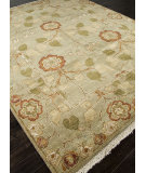 RugStudio presents Addison And Banks Hand Knotted Abr1337 Sage Green Hand-Knotted, Best Quality Area Rug