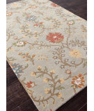 RugStudio presents Rugstudio Sample Sale 82243R Sea Blue Hand-Tufted, Better Quality Area Rug