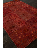 RugStudio presents Addison And Banks Hand Knotted Abr1345 Chili Hand-Knotted, Good Quality Area Rug