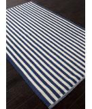 RugStudio presents Addison And Banks Flat Weave Abr1349 Medium Navy Flat-Woven Area Rug