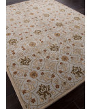 RugStudio presents Addison And Banks Hand Tufted Abr1353 Sky Blue Hand-Tufted, Good Quality Area Rug