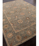 RugStudio presents Addison And Banks Hand Tufted Abr1355 Sea Green Hand-Tufted, Good Quality Area Rug