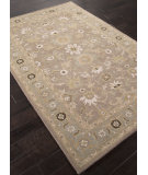 RugStudio presents Addison And Banks Hand Tufted Abr1360 Dark Taupe Hand-Tufted, Good Quality Area Rug