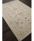 RugStudio presents Addison And Banks Hand Tufted Abr1361 Sky Blue Hand-Tufted, Good Quality Area Rug