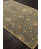 RugStudio presents Addison And Banks Hand Tufted Abr1363 Sea Green Hand-Tufted, Good Quality Area Rug