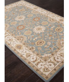 RugStudio presents Addison And Banks Hand Tufted Abr1366 Seaside Blue Hand-Tufted, Good Quality Area Rug